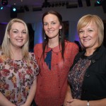 Gillian Hollywood, Eileen McAteer and Rachael McAteer