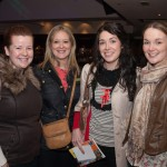 Martina Finnegan, Susan Brannigan, Clare Mallon and Catherine Collins