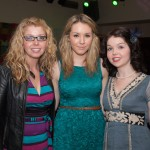 Bronagh Breen, Megan Owens and Orlaith Harte