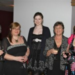 Beth Campbell, Lorna Campbell, Nicola Patton, Maureen Donaghey and Heather Patton
