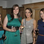 Christina Palmer, Rhonda Palmer, Gemma Patton and Roisin Fitzsimons