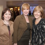 Hilary Shaw, Cathy Hull and Olive Taylor