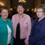 Winnifred McMullan, Elizabeth McCorriston and Elizabeth Patterson