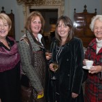 Avril Campbell, Sally Ann Douglas, Julie Orr and Dodie Ward