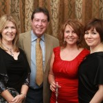 Janice Wilton, David Wilton, Julie Handley and Roberta Harper