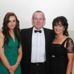 Caitriona,Willie and Katrina Carvill