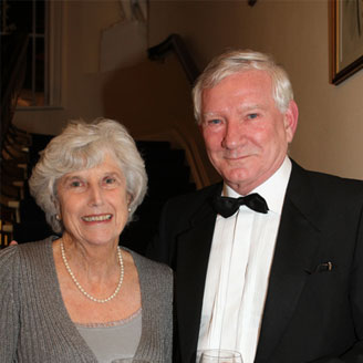 Betty and David Kenning