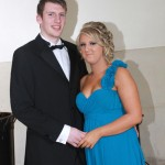 Stefan McCusker and Stacey Large