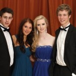 Paul Smith-Johnson, Lizzie Tinsley, Ashling Kelly and Jamie McClelland