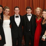 Jayne Anderson, Sophie Murphy, Robin Kee, Jack Solomon, Claire McCoy and Rachel Skates