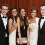 Donal Prenter, Ciara Pugh, Fern McKenna, Kate Mulholland and Conor Lockhart