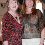 Muriel Smyth and Colleen Bennett