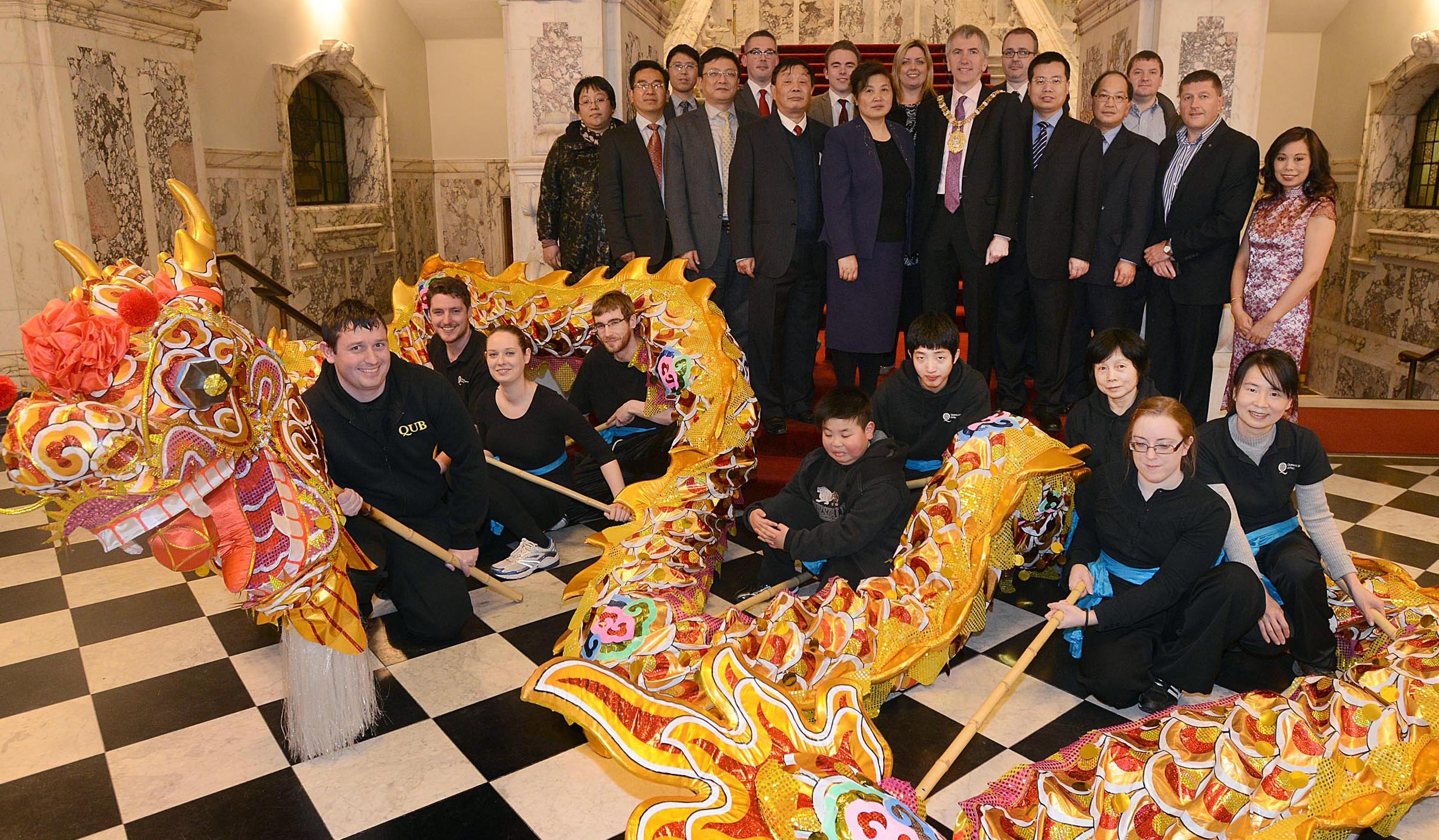 Chinese New Year Ulster Tatler