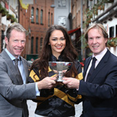 Biggest names in British and Irish racing behind record level of entries as champion line-up was unveiled for the 2014 Northern Ireland Festival of Racing at Down Royal.