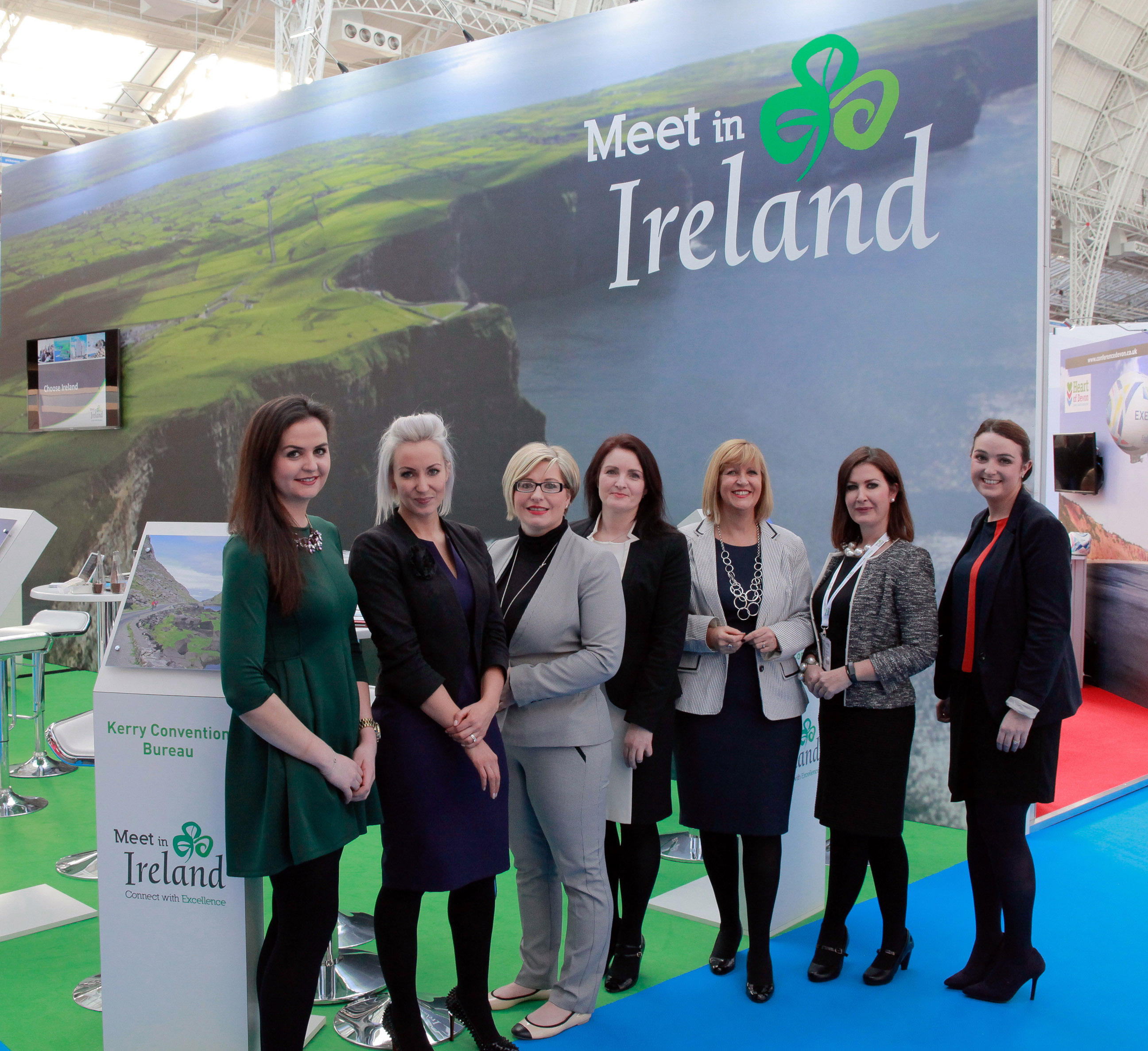 Tourism Ireland And Partners Attend International Confex ...
