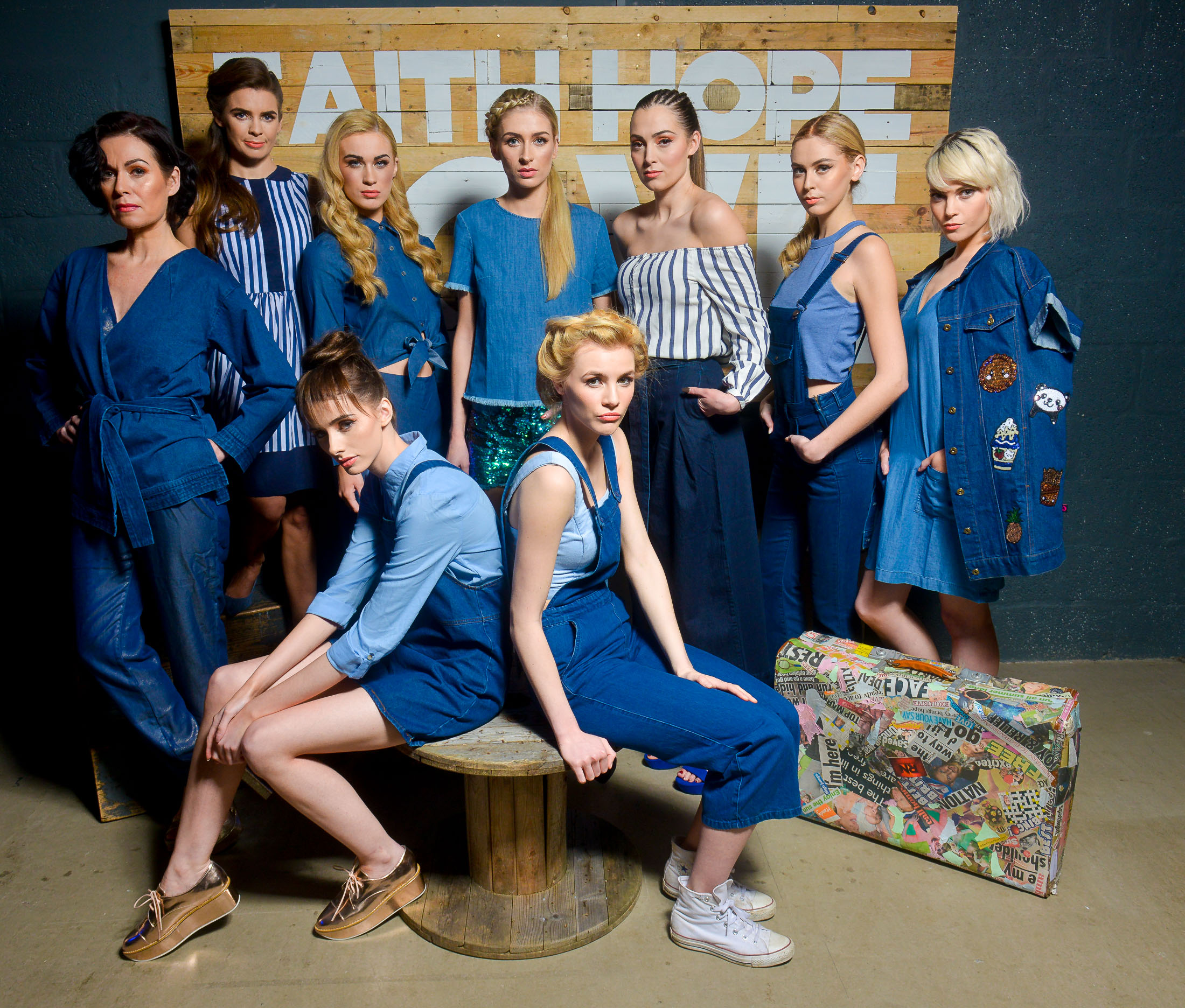 West Coast Cooler Belfast FASHIONWEEK Launches Its 21st ...