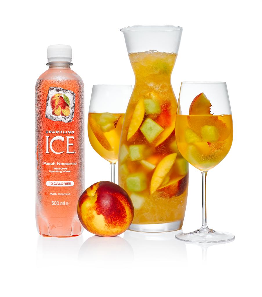 Sparkling ice introduce refreshing summer cocktails for Vodka based summer cocktails