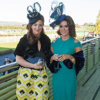 11.Emma Idowu and Kelly O'Hare.