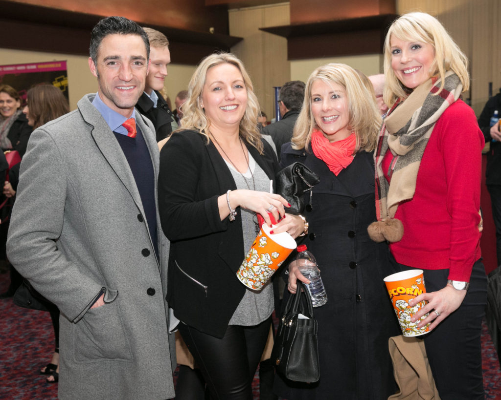 Graham Little, Christine Corscadden, Carol Murphy and Sarah Clarke