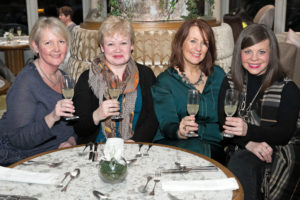 Wendy Crawford, Sinead Furey, Lorraine McNeilly and Janine Logan