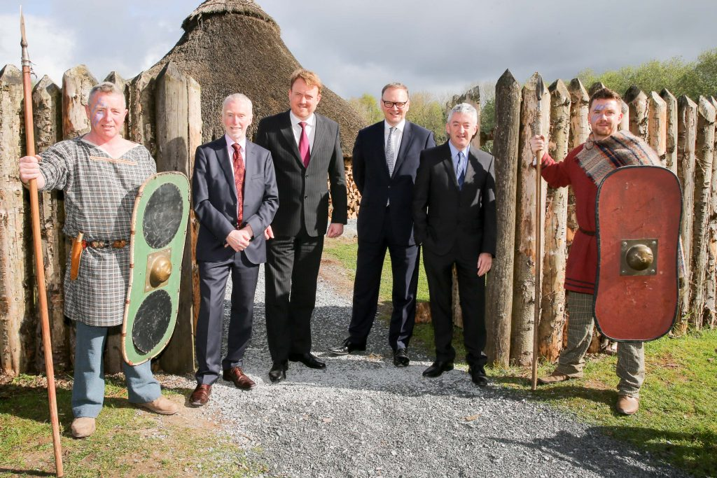 Armagh City, Banbridge and Craigavon Borough Council (ABC Council) unveiled ambitious plans to bolster its standing as a market-leading heritage and cultural international tourism destination within five years, as part of a major Tourism Conference – a first for the borough – which was held at Navan Centre and Fort with the support of Tourism NI and Tourism Ireland.