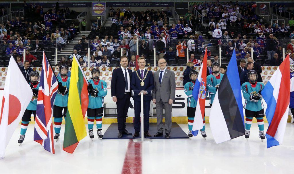 Ice Hockey World Championship 1