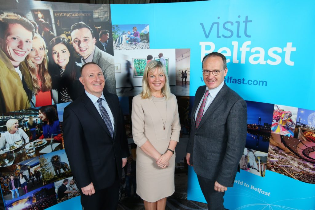 Visit Belfast has said that its plans for the year ahead will deliver new and sustained tourism growth across the city, lift visitor numbers to new highs and secure fresh multi-million-pound payback for the economy.