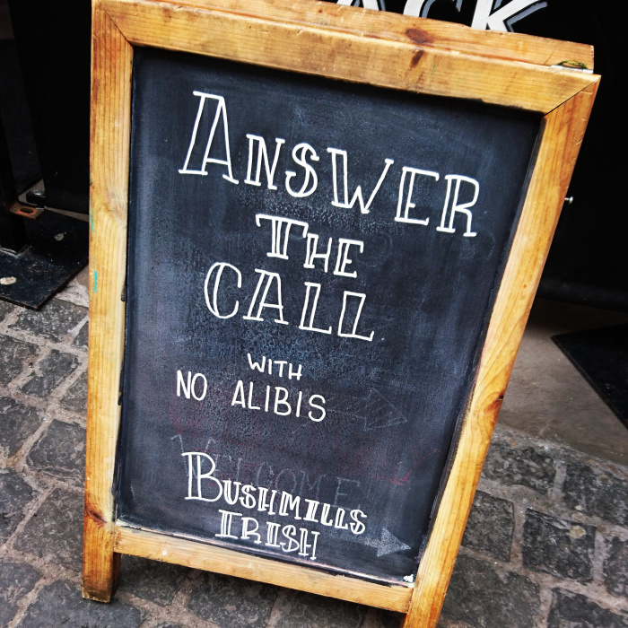 answer the call 03
