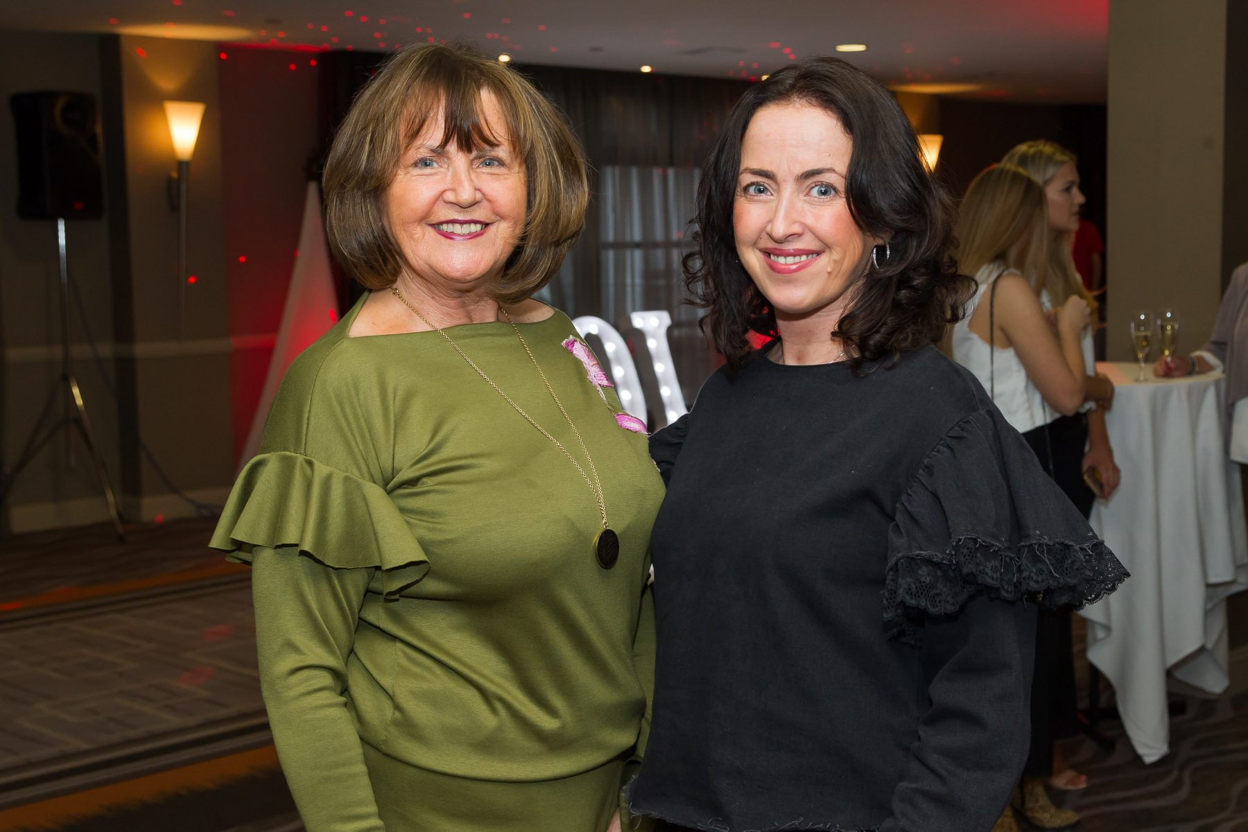 Walk Of Life Fashion Show At The Crowne Plaza Ulster Tatler