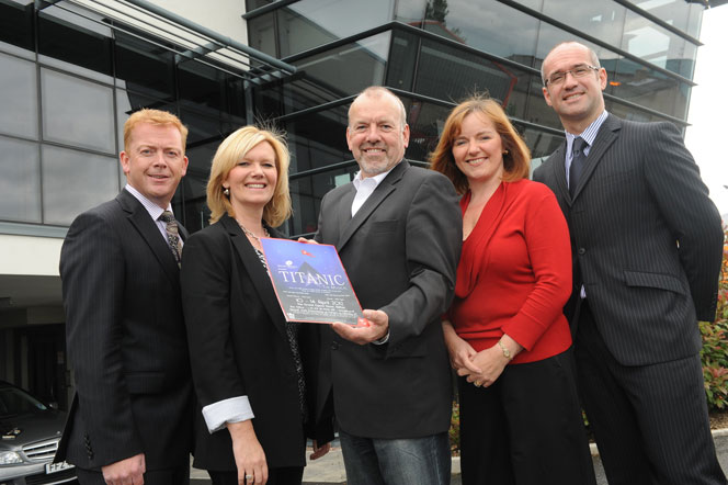 Local Companies Help Titanic Set Sail Ulster Tatler