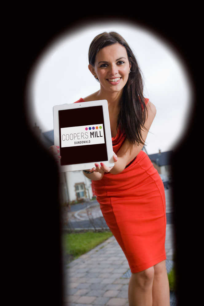 Win an ipad ulster tatler for Coopers mill