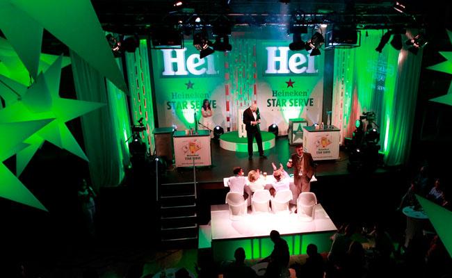 Belfast Bars Embark On Heineken Star Serve Odyssey