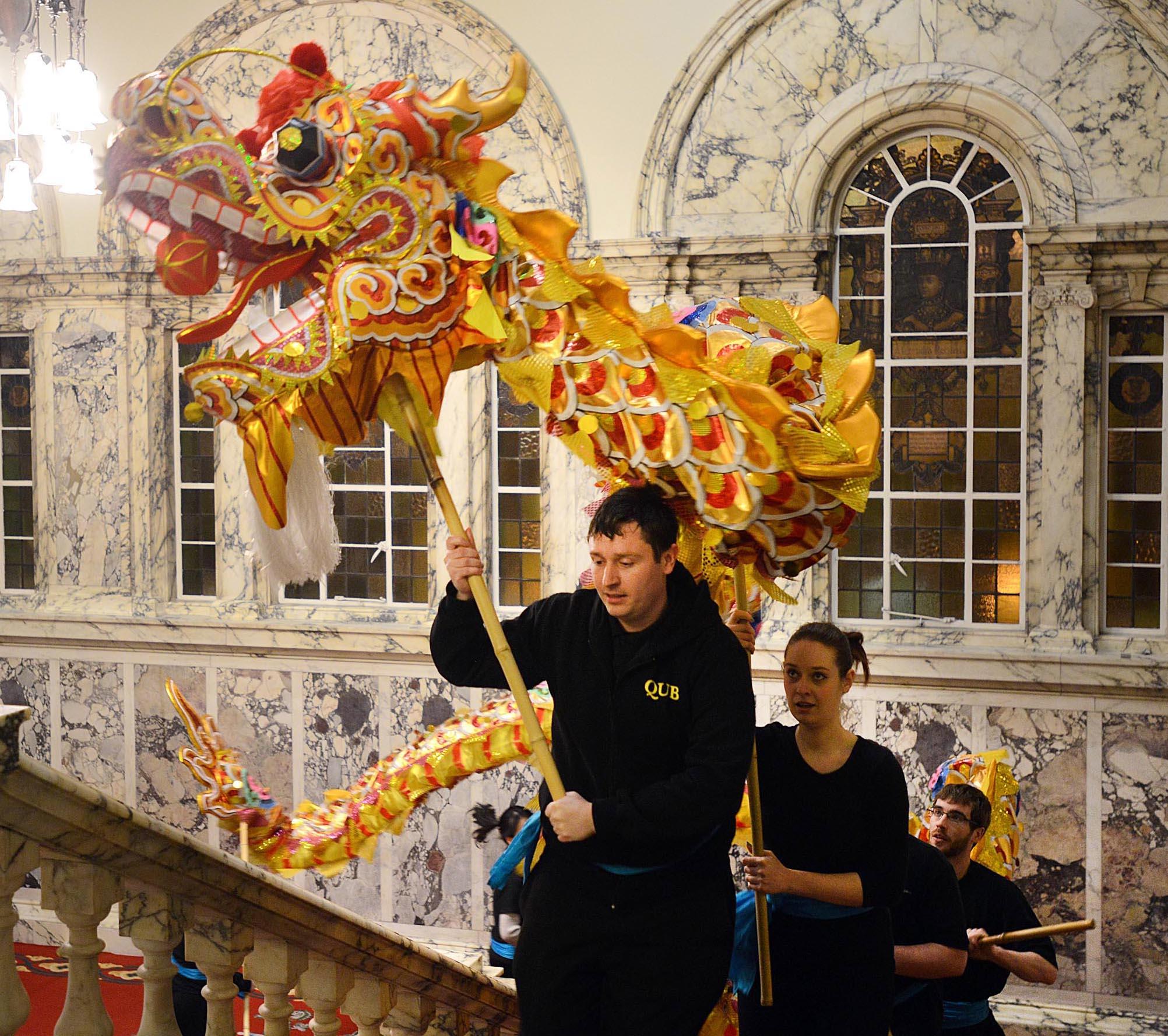 Chinese New Year - Ulster Tatler