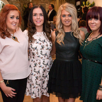 Jade co grand opening ulster tatler for 14th and grand salon